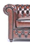 Chesterfield Zetel Original Leer | 2 + 3 zits | Antiek Bruin| 12 jaar garantie_