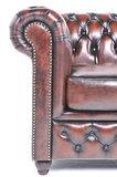 Chesterfield Zetel Original Leer   1 + 2 zits   Antiek Bruin  12 jaar garantie_