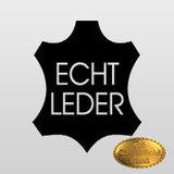 Chesterfield Zetel Original Leer | 1 + 2 zits | Rood| 12 jaar garantie_