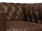 Chesterfield Zetel Vintage C0869   12 jaar garantie_
